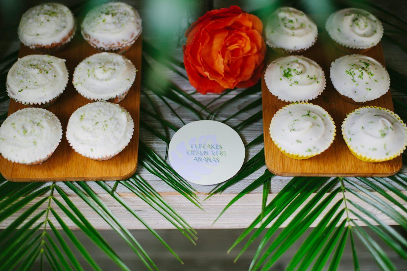 Tropical Wedding photoshoot