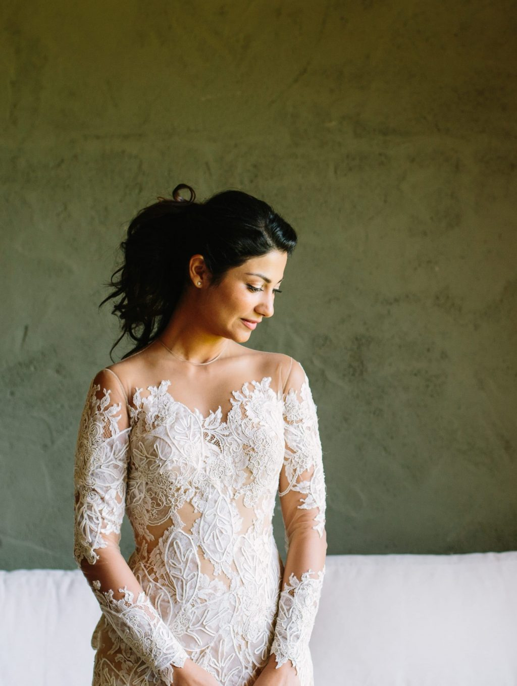 Wedding photographer Bride portrait