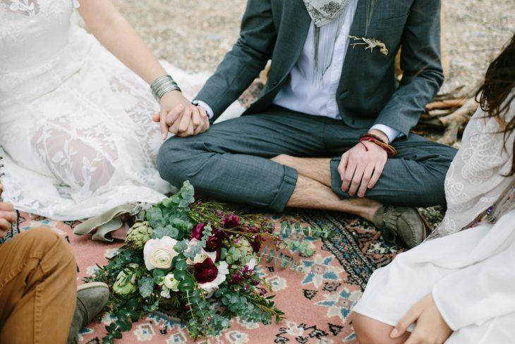 Wedding photographer seaside wedding
