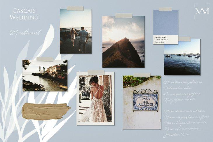 cascais wedding photographer moddboard